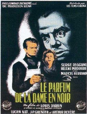 1949. LE PARFUM DE LA DAME EN NOIR