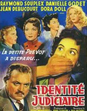 1951. IDENTITE JUDICIAIRE