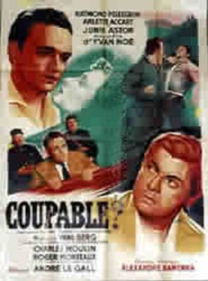 1951. COUPABLE ?