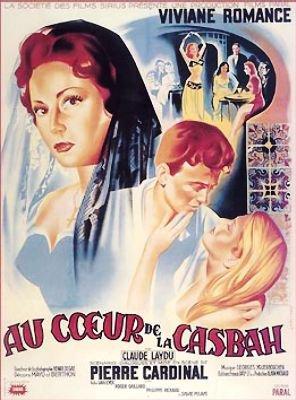 1952. AU COEUR DE LA CASBAH