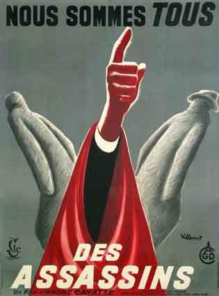 1952. NOUS SOMMES TOUS DES ASSASSINS