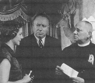 1953. MINUIT, QUAI DE BERCY