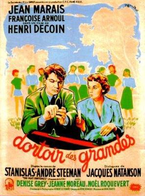 1953. DORTOIR DES GRANDES