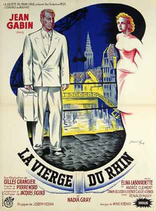 1953. LA VIERGE DU RHIN