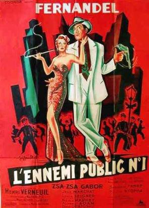 1954. L'ENNEMI PUBLIC N° 1