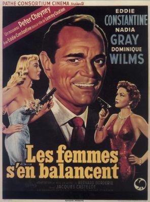 1954. LES FEMMES S'EN BALANCENT