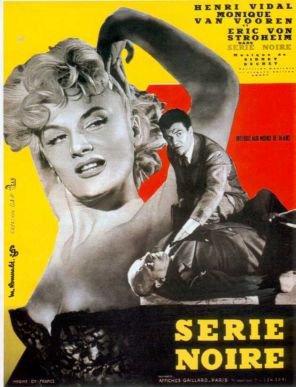 1955. SERIE NOIRE