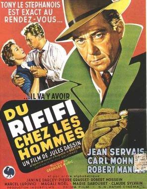 1955. DU RIFIFI CHEZ LES HOMMES