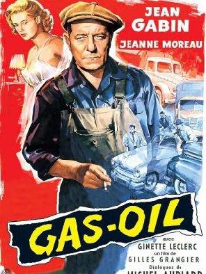 1955. GAS OIL
