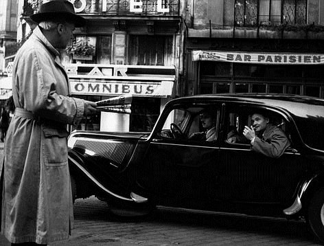 1956. BOB LE FLAMBEUR