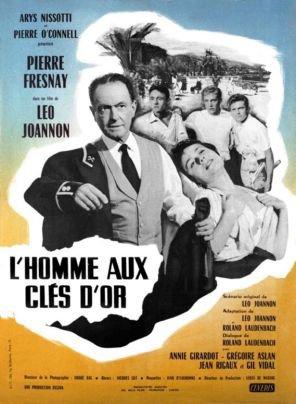 1956. L'HOMME AUX CLES D'OR