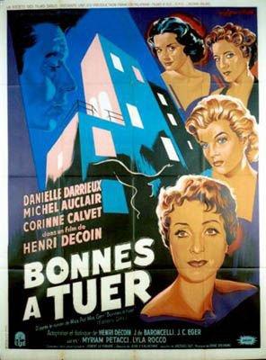 1954. BONNES A TUER