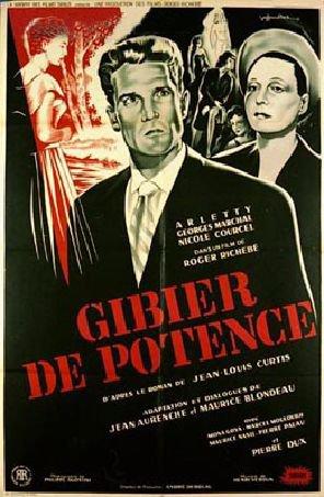 1951. GIBIER DE POTENCE