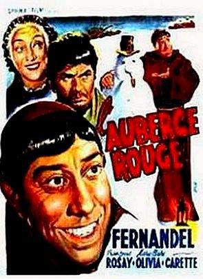 1951. L'AUBERGE ROUGE