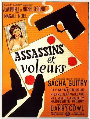 1957. ASSASSINS ET VOLEURS