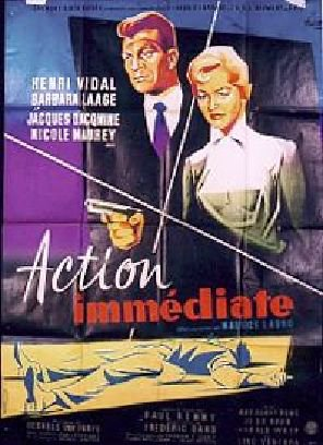 1957. ACTION IMMEDIATE