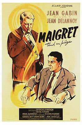 1958. MAIGRET TEND UN PIEGE