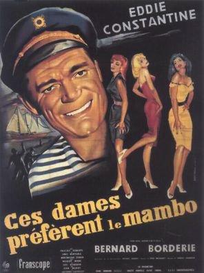 1958. CES DAMES PREFERENT LE MAMBO