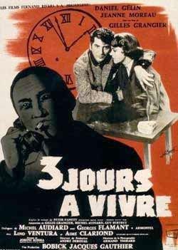 1958. TROIS JOURS A VIVRE