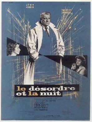 1958. LE DESORDRE ET LA NUIT