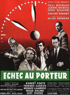 1958. ECHEC AU PORTEUR