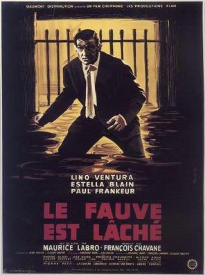 1959. LE FAUVE EST LACHE