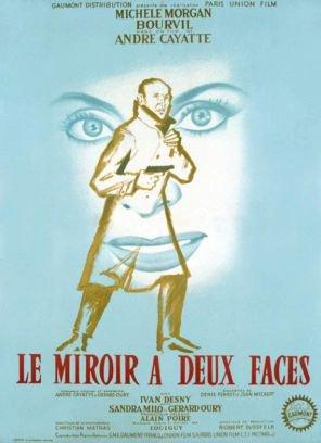 1958. LE MIROIR A DEUX FACES