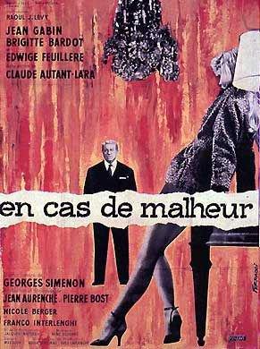 1958. EN CAS DE MALHEUR