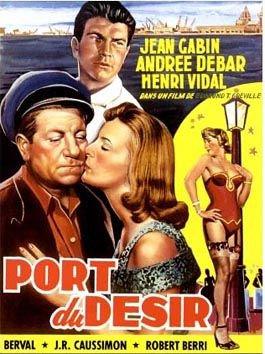 1955. LE PORT DU DESIR