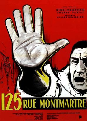 1959. 125 RUE MONTMARTRE