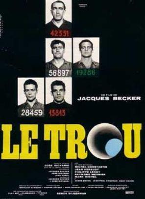 1960. LE TROU
