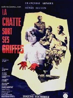 1960. LA CHATTE SORT SES GRIFFES