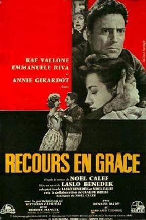 1960. RECOURS EN GRACE