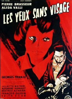 1960. LES YEUX SANS VISAGE