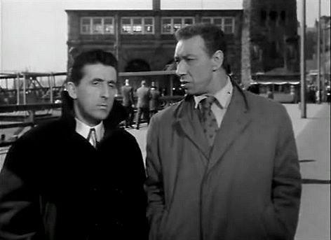 1958. LA FILLE DE HAMBOURG