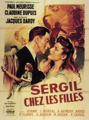 1952. SERGIL CHEZ LES FILLES