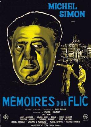 1956. MEMOIRES D'UN FLIC