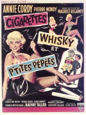 1959. CIGARETTES, WHISKY ET P'TITES PEPEES
