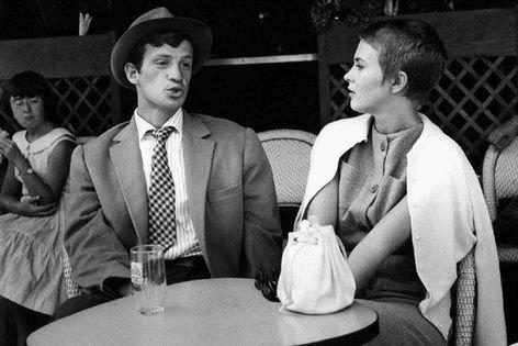 1960. A BOUT DE SOUFFLE