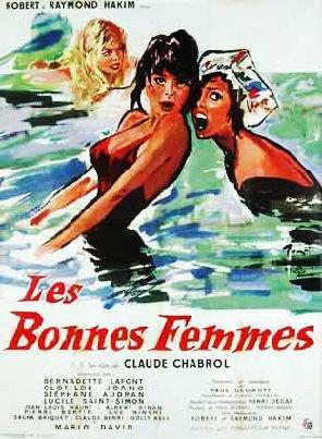 1960. LES BONNES FEMMES