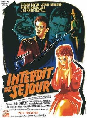 1955. INTERDIT DE SEJOUR