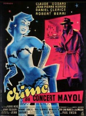 1954. CRIME AU CONCERT MAYOL