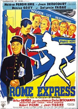 1950. ROME-EXPRESS