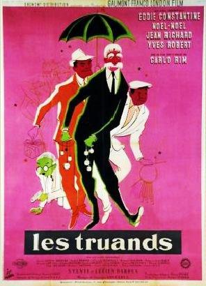 1956. LES TRUANDS