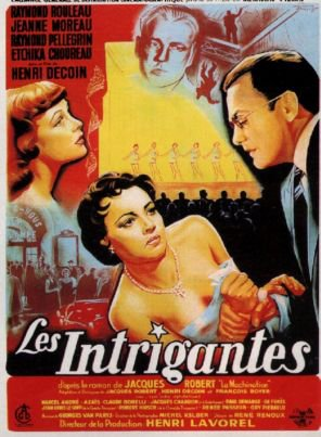 1954. LES INTRIGANTES