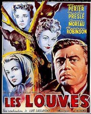 1957. LES LOUVES