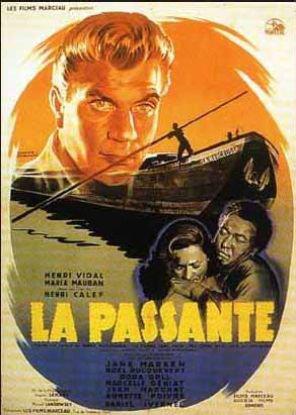 1951. LA PASSANTE