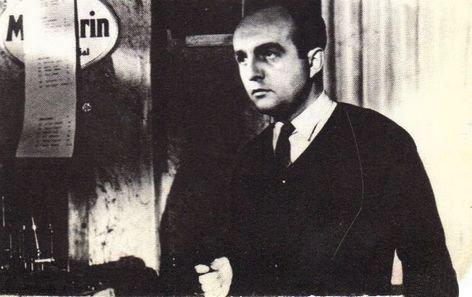 1947. LE CAFE DU CADRAN