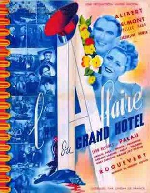 1946. L'AFFAIRE DU GRAND HOTEL