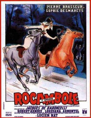 1948. ROCAMBOLE/LA REVANCHE DE BACCARAT